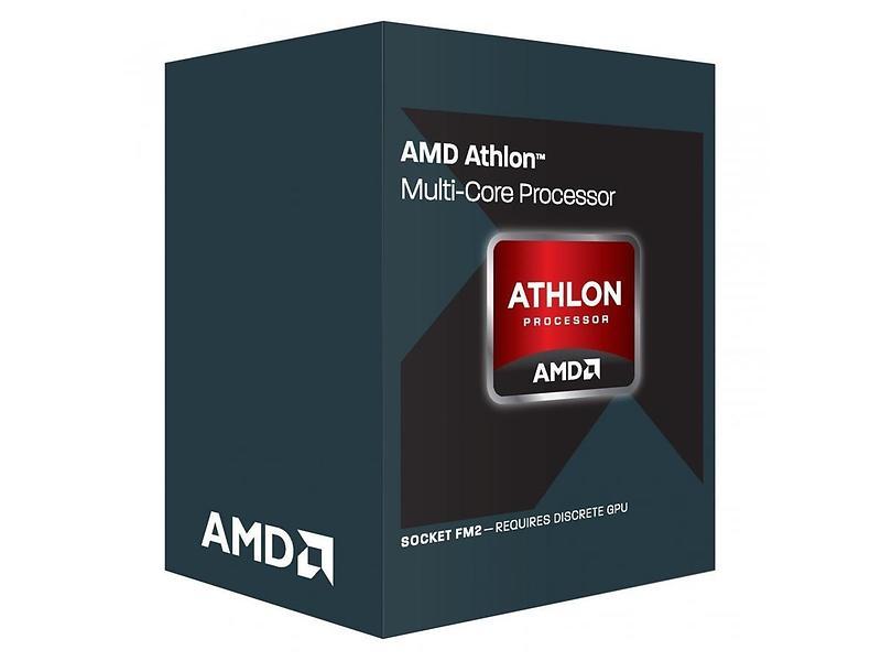 AMD Athlon X4 880K 4,0GHz Socket FM2+ Box incl. Quiet Cooler