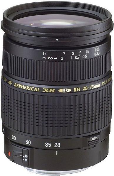 Tamron AF SP 28-75/2,8 XR Di New for Nikon