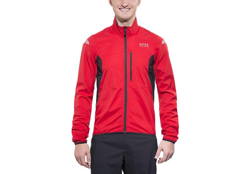 Gore Bike Wear Element Windstopper Active Shell Jacket (Uomo)