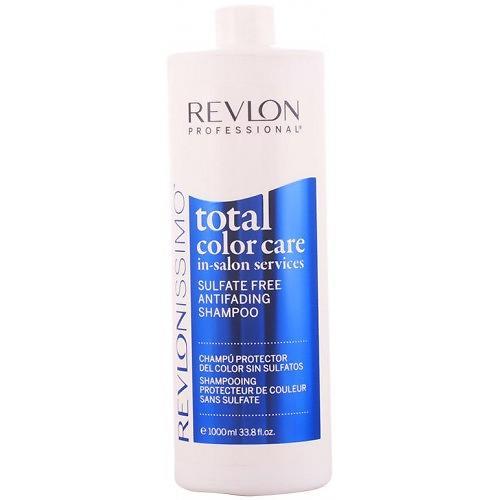 revlon revlonissimo color care antifading shampoo 1000ml au meilleur prix comparez les offres. Black Bedroom Furniture Sets. Home Design Ideas