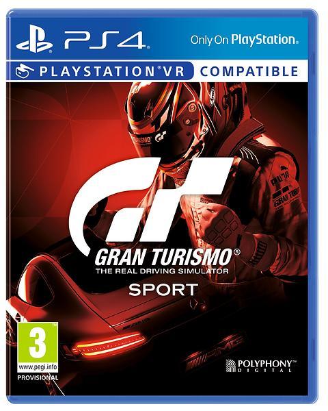 Bild på Gran Turismo: Sport (VR) från Prisjakt.nu