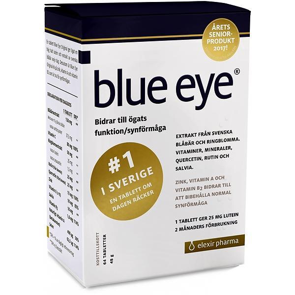 blue eye synförmåga