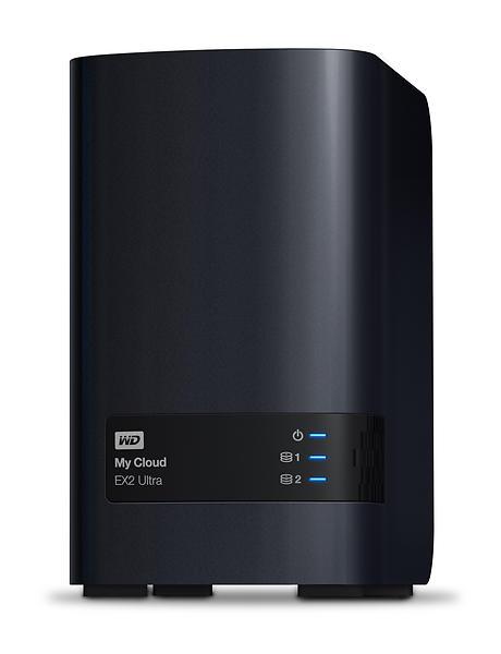 Bild på WD My Cloud EX2 Ultra 4TB från Prisjakt.nu