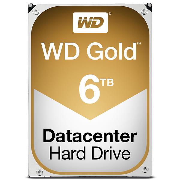 WD Gold WD6002FRYZ 128MB 6TB
