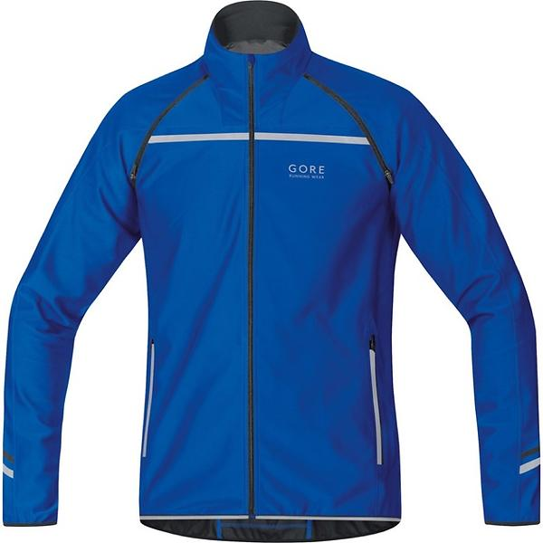 Gore Running Wear Mythos 2.0 Windstopper Soft Shell Zip-Off Light Jacket (Uomo)