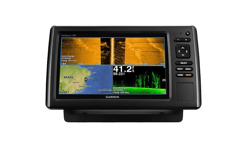 Best pris på Garmin EchoMAP Chirp 92sv (Ekskl. giver) Ekkolodd & Marine GPS-mottaker ...