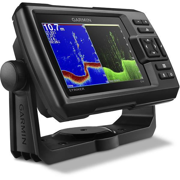 Best pris på Garmin Striker 5dv Ekkolodd & Marine GPS-mottaker - Sammenlign priser hos Prisjakt