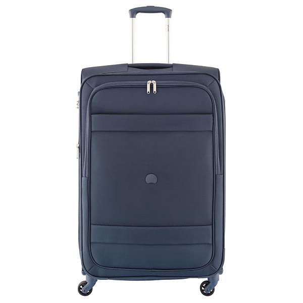 Delsey Indiscrete 4 ruote valigia trolley espandibile 78cm