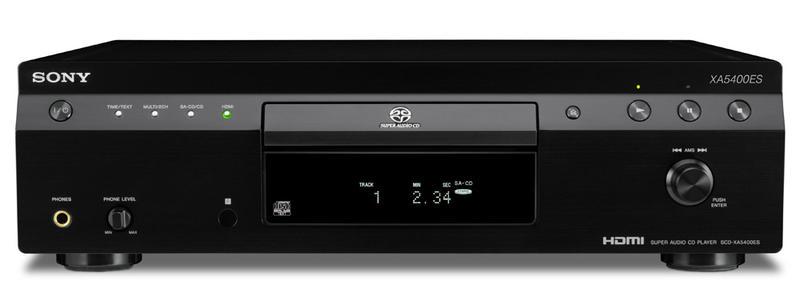 sony scd xa5400es au meilleur prix comparez les offres de lecteur cd sur led nicheur. Black Bedroom Furniture Sets. Home Design Ideas