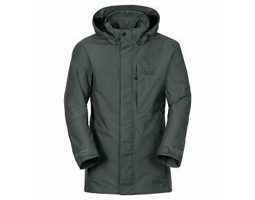 Jack Wolfskin Brooks Range Flex Jacket (Uomo)