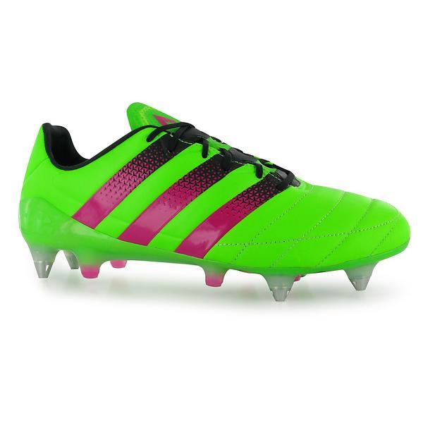 online store 25025 07ed2 Adidas Ace 16.1 Leather SG (Uomo)