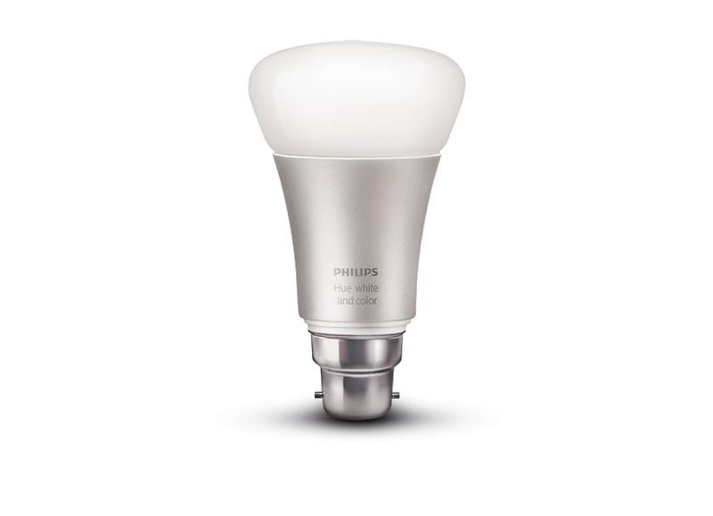 Philips Hue White And Color Ambiance 806lm 6500K B22 9W (Dimmerabile)