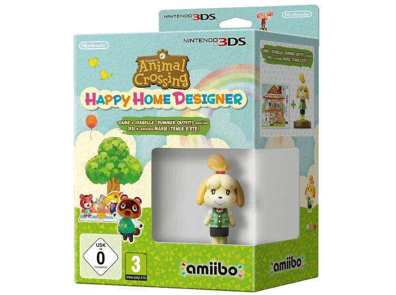 Best Deals On Animal Crossing Happy Home Designer Incl Amiibo Isabelle Figure Nintendo 3ds