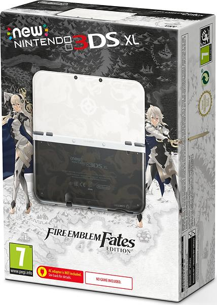 Nintendo New 3DS XL - Fire Emblem: Fates Special Edition
