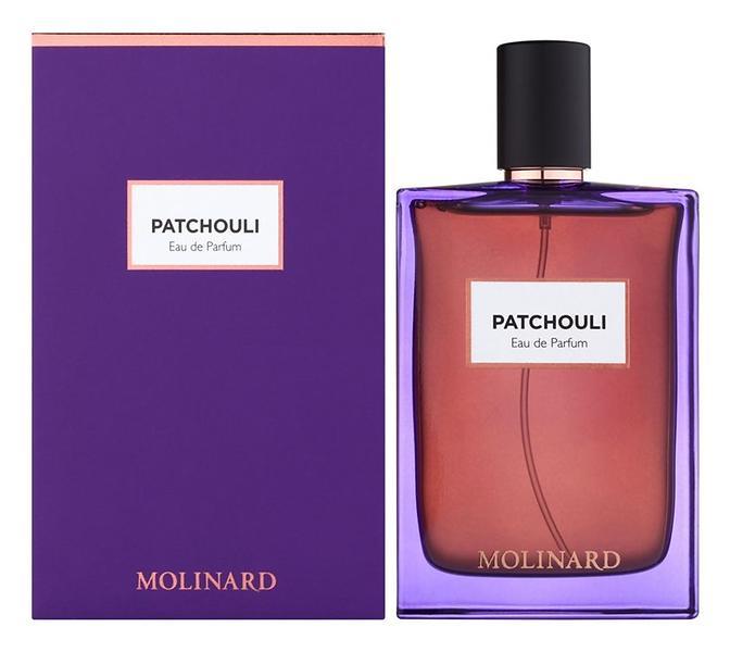 molinard patchouli edp 75ml au meilleur prix comparez les offres de parfum sur led nicheur. Black Bedroom Furniture Sets. Home Design Ideas