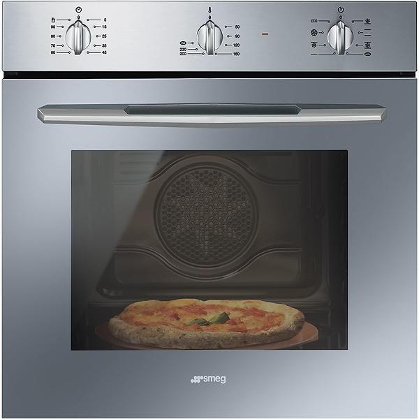Smeg sf566xpz inox forno da incasso al miglior prezzo confronta subito le offerte su pagomeno - Il miglior forno elettrico da incasso ...