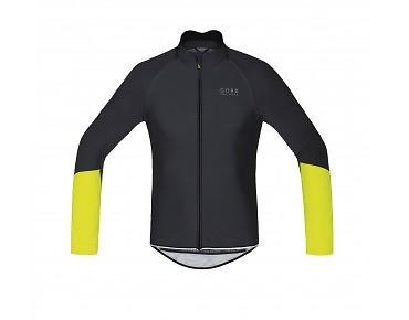 Gore Bike Wear Power Windstopper Soft Shell Zip-Off Jacket (Uomo)