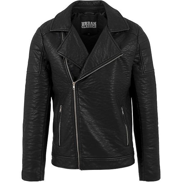 Urban Classics Biker Jacket TB678 (Uomo)