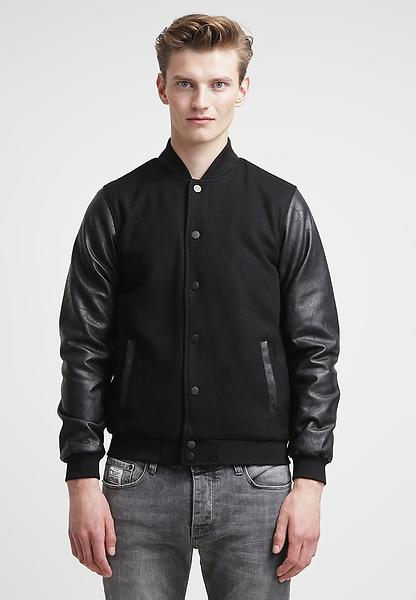 Urban Classics Oldschool College Jacket TB201 (Uomo)