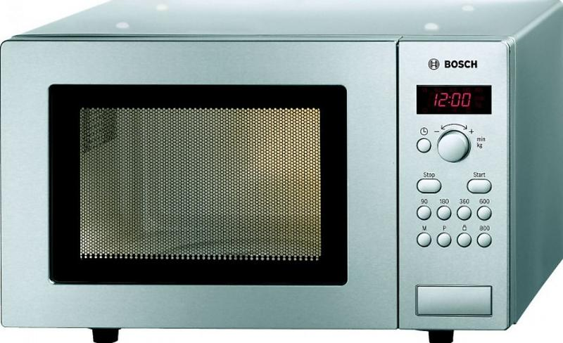 Best Deals On Bosch Hmt75m451 Stainless Steel Microwaves Compare Prices Pricespy