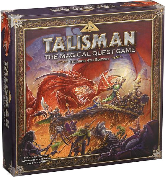 Bild på Fantasy Flight Games Talisman (4th, Revised Edition) från Prisjakt.nu