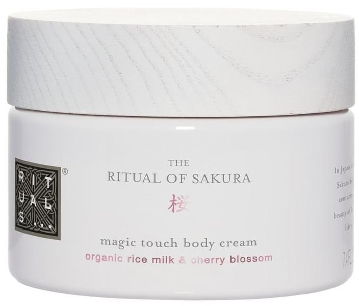 best deals on rituals the ritual of sakura body cream. Black Bedroom Furniture Sets. Home Design Ideas