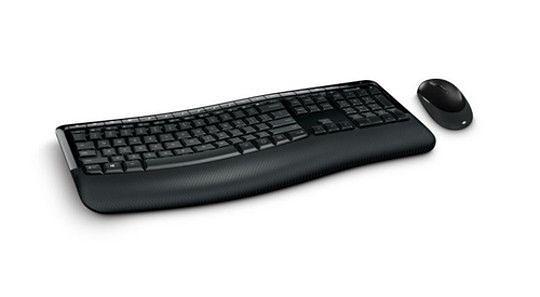 Microsoft Wireless Comfort Desktop 5050 (IT)