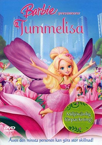 barbie presenterar tummelisa film