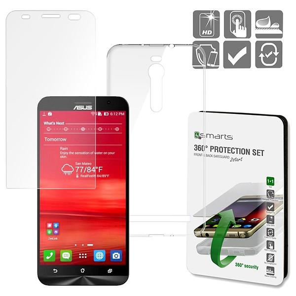 4smarts 360 Protection Set for Asus ZenFone 2