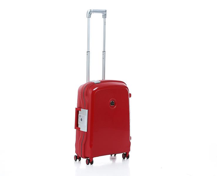 Delsey Belfort Plus 4 Double ruote sottile valigia trolley bagaglio a mano 55cm