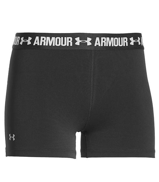 Under Armour HeatGear Middy Shorts (Donna)