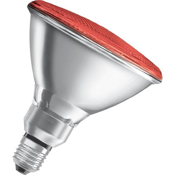 Osram Halopar 38 Red E27 75W (Dimmerabile)