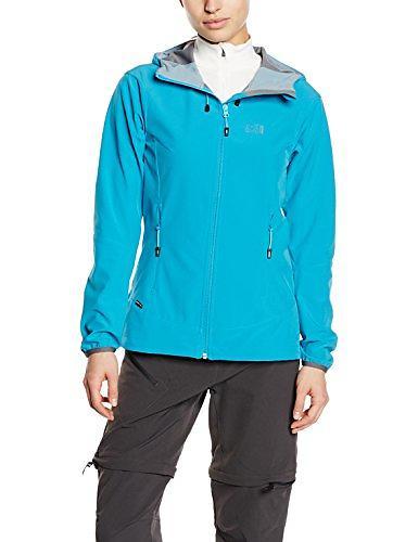Millet Kamet Shield Hoodie Jacket (Donna)