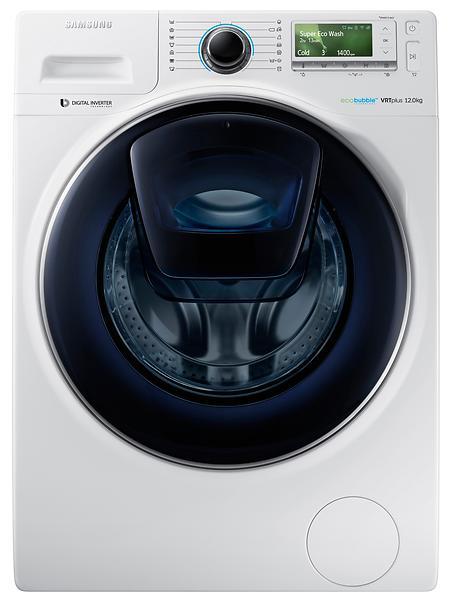 samsung ww12k8402ow blanc au meilleur prix comparez les offres de machine laver sur. Black Bedroom Furniture Sets. Home Design Ideas