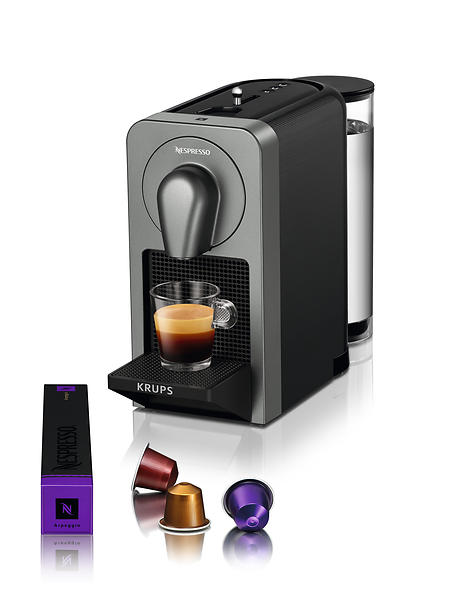 historique de prix de krups nespresso prodigio xn410t machine expresso trouver le meilleur prix. Black Bedroom Furniture Sets. Home Design Ideas