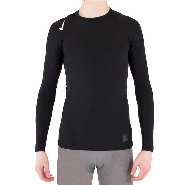 Nike Jordan Pro Warm Compression Crew LS Shirt (Uomo)