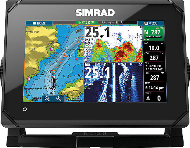 Best deals on simrad go7 xse fish finder chartplotter for Simrad fish finder