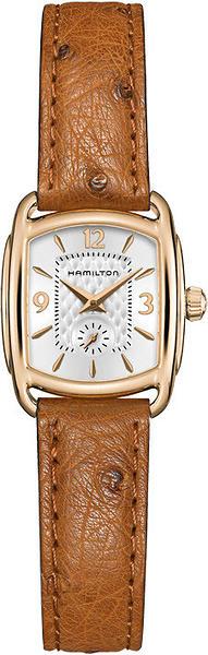 Женские часы hamilton