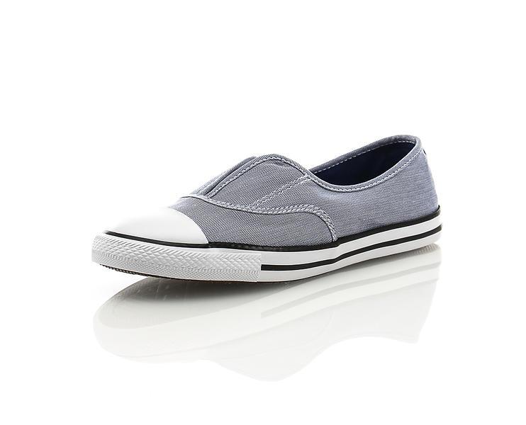 a1c9da6d71eb Prisutviklingen på Converse Chuck Taylor All Star Dainty Cove Canvas Slip-On  (Dame) Fritidssko og sneakers - Lavest Pris