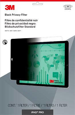 3M Easy-on Privacy Filter Landscape for iPad Pro 12.9