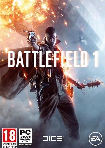 Bild på Battlefield 1 från Prisjakt.nu
