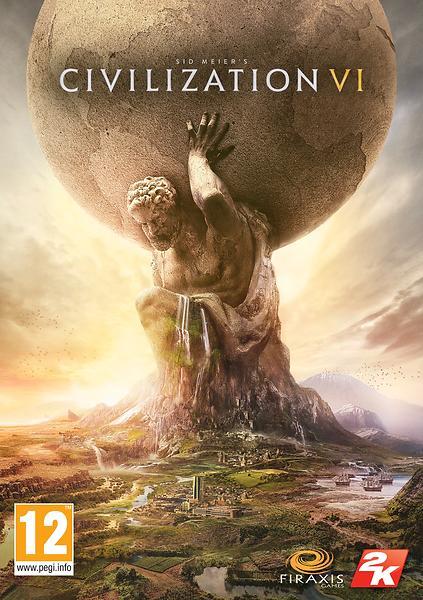 Bild på Sid Meier's Civilization VI (PC) från Prisjakt.nu