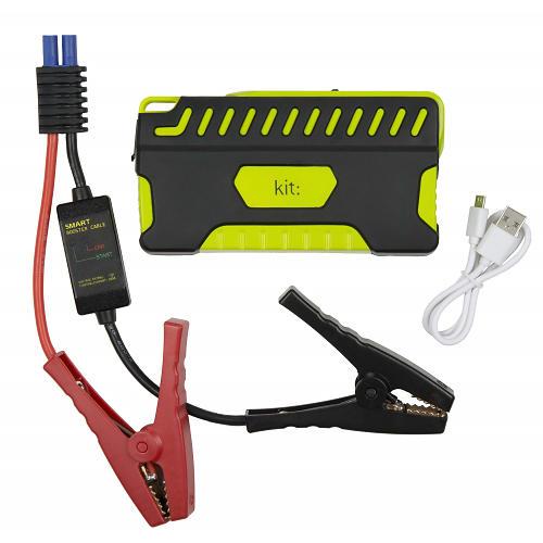 kit car jump starter pwrjump au meilleur prix comparez les offres de batterie externe sur. Black Bedroom Furniture Sets. Home Design Ideas