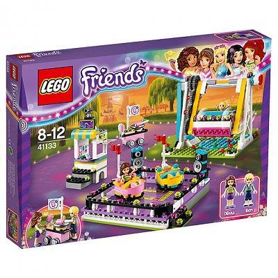 Best deals on LEGO Friends 41133 Amusement Park Bumper Cars LEGO ...