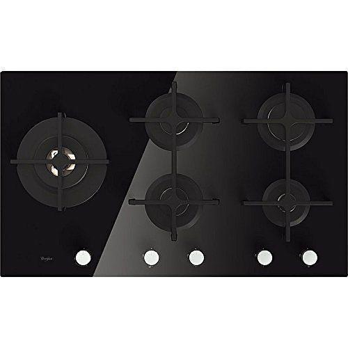 Whirlpool goa 9523 nb nero piano cottura al miglior for Miglior piano casa del ranch di sempre