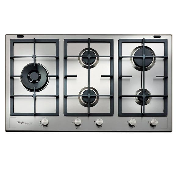 Whirlpool GMF 9522/IXL (Inox) Piano cottura al miglior prezzo ...