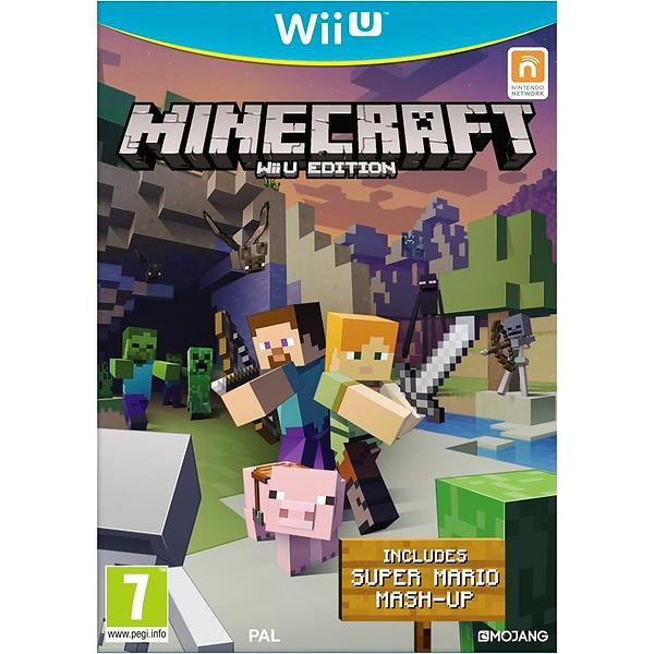 Best pris på Minecraft Nintendo Wii U Edition (Wii U) Nintendo Wii U-spill  - Sammenlign priser hos Prisjakt 13a4a46304e27
