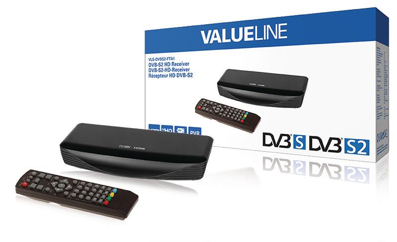 Valueline VLS-DVBS2-FTA1