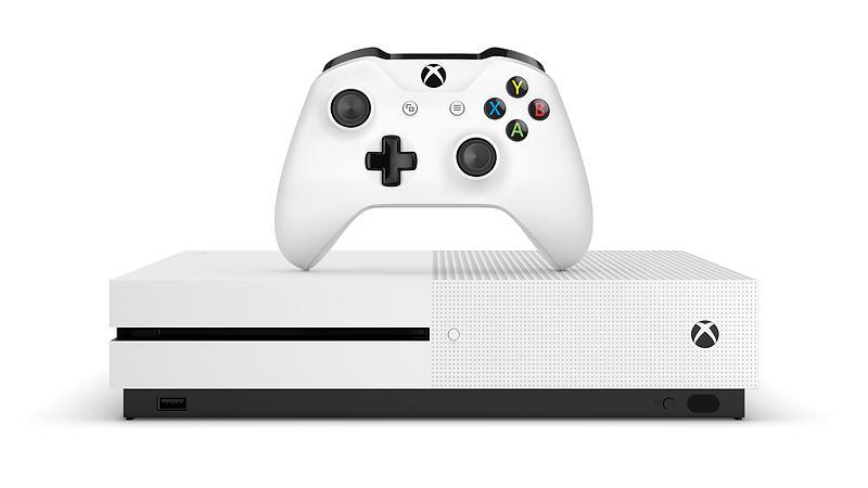 Bild på Microsoft Xbox One S 2TB från Prisjakt.nu