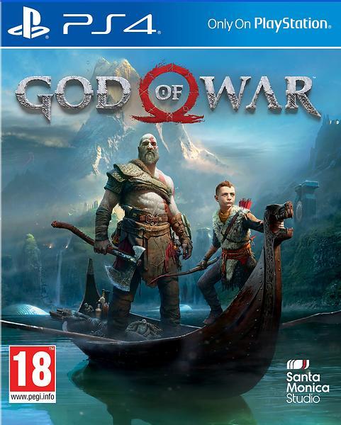 Bild på God of War från Prisjakt.nu
